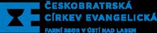 Logo ČCE Ústí nad Labem